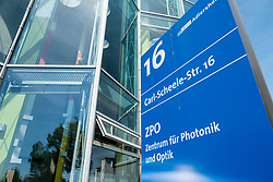 Center for Photonics and Optical Technologies, Photonics Center, part of Humboldt University at the Science and Technology Park in Adlershof Berlin, Germany