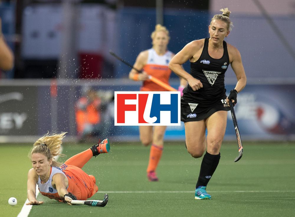 AUCKLAND - Sentinel Hockey World League final women<br /> Match id 10292<br /> 02 NED v NZL (Pool A)<br /> Foto:  Maartje Krekelaar.<br /> WORLDSPORTPICS COPYRIGHT FRANK UIJLENBROEK