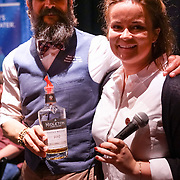 Seattle Scotch and Beer Fest 2018. Top Shelf Seminar with Rick Edwards, Master of Scotch. Photo by Alabastro Photography. #SSBF