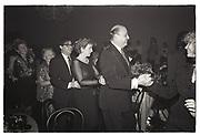 BOB COLACELLO; TINA BROWN; REINALDO HERRERA, Vanity Fair Phoenix House party, Los Angeles. 1990.