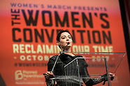 Rose McGowan Speaks At The Women's Convention - 28 Oct 2017