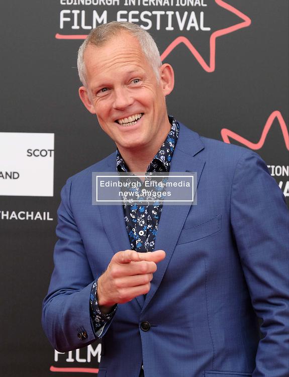 Edinburgh International Film Festival, Thursday 22nd June 2017<br /> <br /> Juror's photocall<br /> <br /> Bero Beyer<br /> <br /> (c) Alex Todd | Edinburgh Elite media