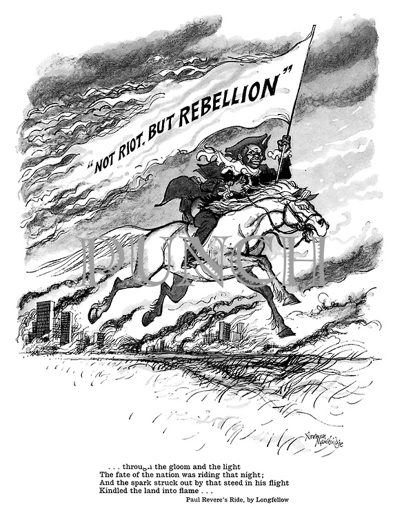 ...through the gloom and the light the fate of the nation was riding that night; and the spark struck out by that steed in his flight kindled the land into flame...Paul Revere's Ride, by Longfellow