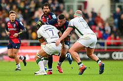 Nathan Hughes of Bristol Bears - Mandatory by-line: Dougie Allward/JMP - 01/12/2019 - RUGBY - Ashton Gate - Bristol, England - Bristol Bears v London Irish - Gallagher Premiership Rugby