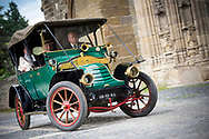 25/05/18 - LE PUY - HAUTE LOIRE - FRANCE - Essais CLEMENT BAYARD double Phaeton type AC4AL 10HP de 1910 - Photo Jerome CHABANNE