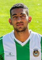 "Portugal - Primera Liga Zon-Sagres 2014-2015 / <br /> Ahmed Hassan Mahgoub "" Ahmed Hassan ""  - <br /> ( Rio Ave FC )"