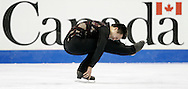 London, Ontario ---10-01-15--- Patrick Chan skates his short program at the 2010 BMO Canadian Figure Skating Championships in London, Ontario, January 15, 2010. .GEOFF ROBINS/Mundo Sport Images..