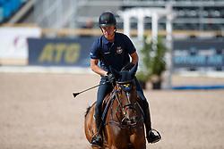 Lindelow Douglas, SWE, Zacramento<br /> FEI European Para Dressage Championships - Goteborg 2017 <br /> © Hippo Foto - Dirk Caremans<br /> 22/08/2017,
