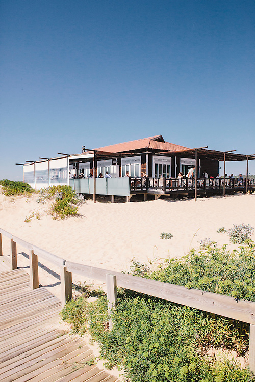 Sal Restaurant on Pego Beach, Comporta