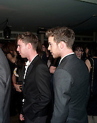 Harry Treadaway; Luke Treadaway, InStyle's Best Of British Talent Party in association with Lancome. Shoreditch HouseLondon. 25 January 2011, -DO NOT ARCHIVE-© Copyright Photograph by Dafydd Jones. 248 Clapham Rd. London SW9 0PZ. Tel 0207 820 0771. www.dafjones.com.