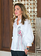 Queen Rania's Fashion Statement For The Arab Woman