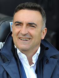 Swansea City manager Carlos Carvalhal -Mandatory by-line: Nizaam Jones/JMP- 13/05/2018 - FOOTBALL - Liberty Stadium - Swansea, Wales - Swansea City v Stoke City - Premier League