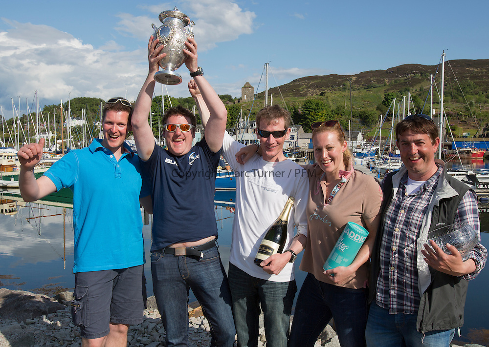 Final days' racing at the Silvers Marine Scottish Series 2016, the largest sailing event in Scotland organised by the  Clyde Cruising Club<br /> <br /> Racing on Loch Fyne from 27th-30th May 2016<br /> <br /> Overall winner, Hunter 707, Class winner, 7060N, Seaword, Dara O'Malley, PEYC<br /> <br /> Credit : Marc Turner / CCC<br /> For further information contact<br /> Iain Hurrel<br /> Mobile : 07766 116451<br /> Email : info@marine.blast.com<br /> <br /> For a full list of Silvers Marine Scottish Series sponsors visit http://www.clyde.org/scottish-series/sponsors/
