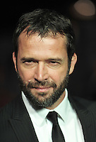 James Purefoy attends the closing gala of the 55th London Film Festival at Odeon Leicester square in London . Photo credit should read ALAN ROXBOROUGH /Piqtured