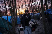 Calais, France. FEDERICO SCOPPA/CAPTA