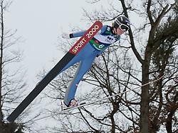 31.01.2014, Energie AG Skisprung Arena, Hinzenbach, AUT, FIS Ski Sprung, FIS Ski Jumping World Cup Ladies, Hinzenbach, Training im Bild #6 Katharina Keil (AUT) // during FIS Ski Jumping World Cup Ladies at the Energie AG Skisprung Arena, Hinzenbach, Austria on 2014/01/31. EXPA Pictures © 2014, PhotoCredit: EXPA/ Reinhard Eisenbauer