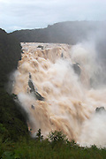 barron falls, wet season, kuranda north queensland