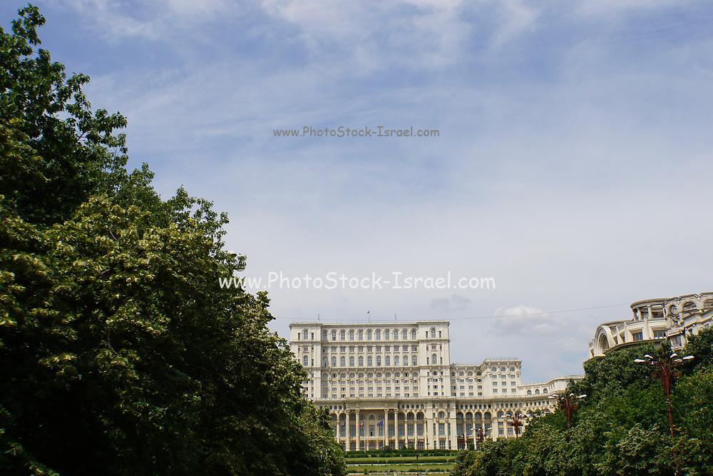 Palace of parliament, Bucharest, Romania