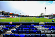 General view inside Kenilworth Road ahead of the EFL Sky Bet League 1 match between Luton Town and Oxford United at Kenilworth Road, Luton, England on 4 May 2019.