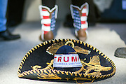 NORTH AUGUSTA, S.C. _ FEBRUARY 16, 2016: Presidential candidate Donald Trump supporters stand inline at the Riverview Park Recreational Center during <br /> a campaign stop, Tuesday, Feb. 16, 2016 in North Augusta, S.C.  CREDIT: Stephen Morton for The New York Times