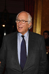 SIR EVELYN DE ROTHSCHILD at a party to celebrate the launch of the 'Inde Mysterieuse' jewellery collection held at Lancaster House, London SW1 on 19th September 2007.<br />