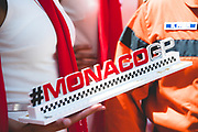 May 23-27, 2018: Monaco Grand Prix. Grid Girls