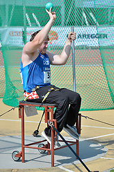 05/08/2017; Pocekal, Dominik, F57, CRO at 2017 World Para Athletics Junior Championships, Nottwil, Switzerland