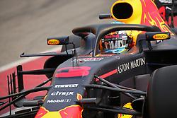 February 26, 2018 - Barcelona, Catalonia, Spain - the Red Bull of Daniel Ricciardo during the tests at the Barcelona-Catalunya Circuit, on 27th February 2018 in Barcelona, Spain. (Credit Image: © Joan Valls/NurPhoto via ZUMA Press)
