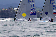 2013 Isaf Test Event  | day 3 | Finn