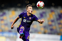 Matej Palcic #29 of NK Maribor during 1st Leg football match between NK Maribor (SLO) and FH Hafnarfjordur (ISL) in Third qualifying round of UEFA Champions League 2017/18, July 26, 2017, in Stadium Ljudski vrt, Maribor, Slovenia. Photo by Grega Valancic / Sportida
