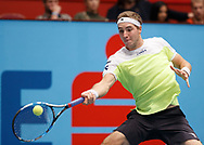 JAN-LENNARD STRUFF (GER)<br /> <br /> Tennis - ERSTE BANK OPEN 2017 - ATP 500 -  Stadthalle - Wien -  - Oesterreich  - 27 October 2017. <br /> &copy; Juergen Hasenkopf