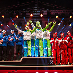 20150130: AUT, Olympic Games - EYOF 2015 in Vorarlberg and Liechtenstein
