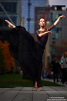 Dance As Art New York City Photography Project High Line Series with dancer, Lucy Postell