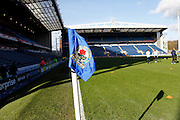 Ewood Park awaits the EFL during the EFL Sky Bet Championship match between Blackburn Rovers and Queens Park Rangers at Ewood Park, Blackburn, England on 4 January 2017. Photo by Craig Galloway.