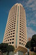 Europe Israel high rise Building Weitzman street, Tel Aviv, Israel