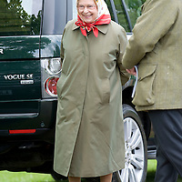 Windsor May 16 HM The Queen at the Royal Windsor Horse Show 2009...***Standard Licence  Fee's Apply To All Image Use***.Marco Secchi /Xianpix. tel +44 (0) 845 050 6211. e-mail ms@msecchi.com or sales@xianpix.com.www.marcosecchi.com