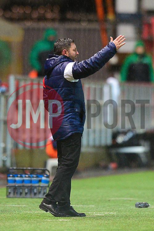 Bristol City head coach Lee Johnson  - Mandatory by-line: Dougie Allward/JMP - 26/12/2017 - FOOTBALL - Ashton Gate Stadium - Bristol, England - Bristol City v Reading - Sky Bet Championship