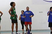 DESCRIZIONE : Alba Adriatica Nazionale Femminile Allenamento con i ragazzi di Special Crabs<br /> GIOCATORE : Marte Alexander<br /> SQUADRA : Nazionale Italia Donne<br /> EVENTO : Raduno Collegiale Nazionale Femminile <br /> GARA : <br /> DATA : 23/05/2009 <br /> CATEGORIA : <br /> SPORT : Pallacanestro <br /> AUTORE : Agenzia Ciamillo-Castoria/C.De Massis