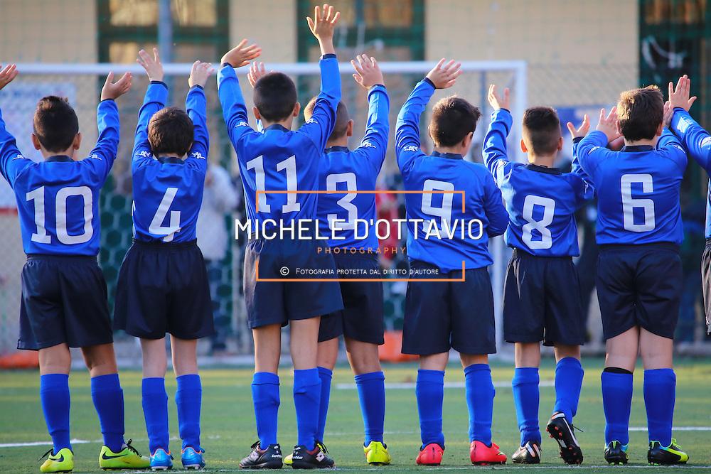 squadra calcio bambini