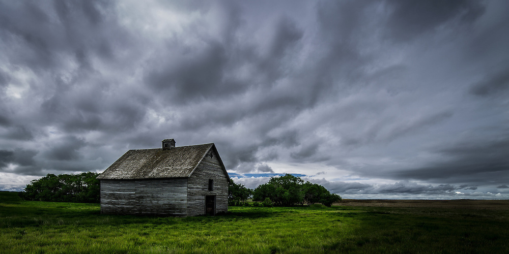 Early Summer in Saskatchewan, June 2014