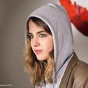 """Adèle HAENEL - tournage scène libre """"L'art de la guerre"""" de François YANG - emergence 2012"""