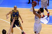 BRINDISI 02 DICEMBRE2014<br /> BASKET EUROCUP<br /> Enel Brindisi Gran Canaria<br /> NELLA FOTO Adrian Banks<br /> FOTO CIAMILLO