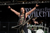 Bullet for My Valentine at Rock on the Range on May 22, 2011