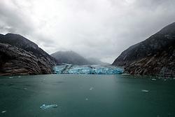 Seward Glacier, Tracy Arm Fjord, Tracy Arm-Fords Terror Wilderness, Alaska Inside Passage, Alaska, United States of America