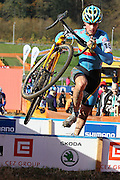 CZECH REPUBLIC / TABOR / WORLD CUP / CYCLING / WIELRENNEN / CYCLISME / CYCLOCROSS / VELDRIJDEN / WERELDBEKER / WORLD CUP / COUPE DU MONDE / #2 / JENS VANDEKINDEREN (BEL) /