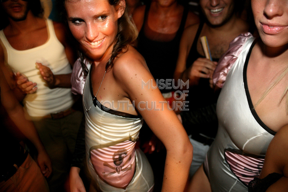 Dancers at Manumission, Privilege, Ibiza 2006