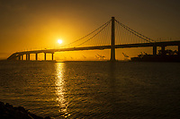 San Francisco-Oakland Bay Bridge, Treasure Island