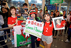 180318 Wales Travel to China