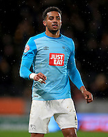 Derby County's Cyrus Christie