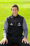 2nd XI Coach and Academy Director Steve Snell portrait during the Somerset County Cricket Club PhotoCall 2017 at the Cooper Associates County Ground, Taunton, United Kingdom on 5 April 2017. Photo by Graham Hunt.
